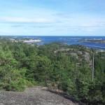 Utsikt fra Langhei