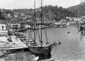 Tvedestrand havn